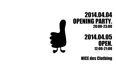 New Store Open & Opening Party!!!