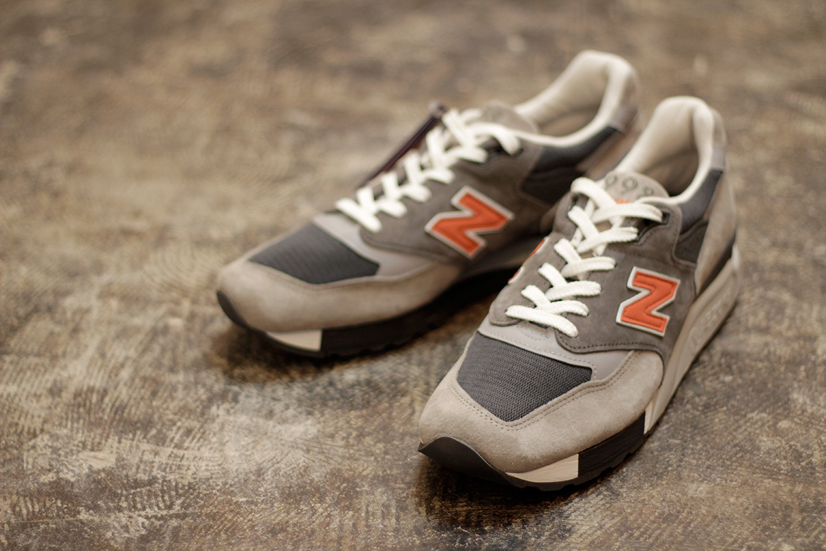NEW BALANCE 998 GGO Made in U.S.A