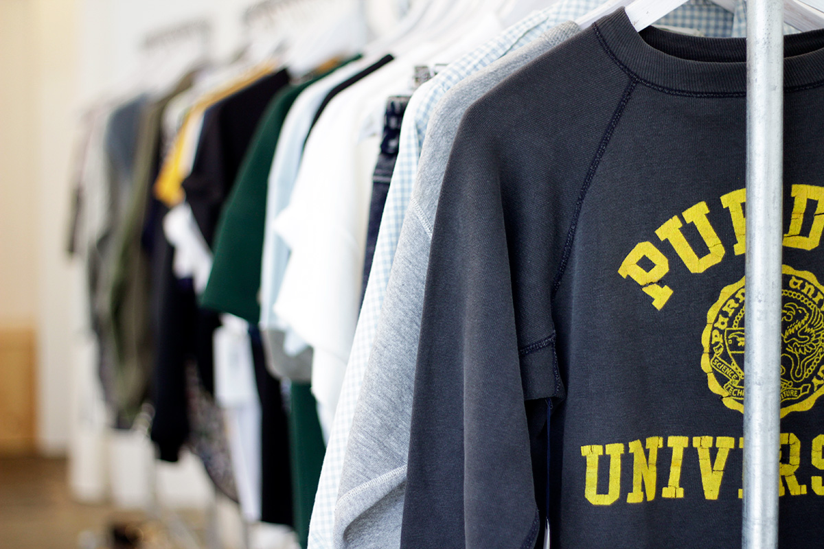 "New Item Pick Up ""Old Stussy + Vintage Sweat"""