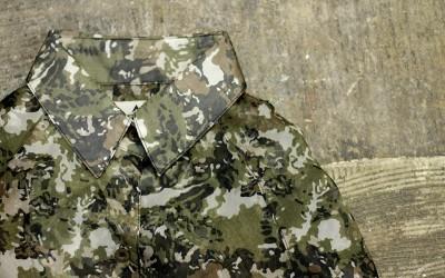 UNIF Camouflage Long Shirts