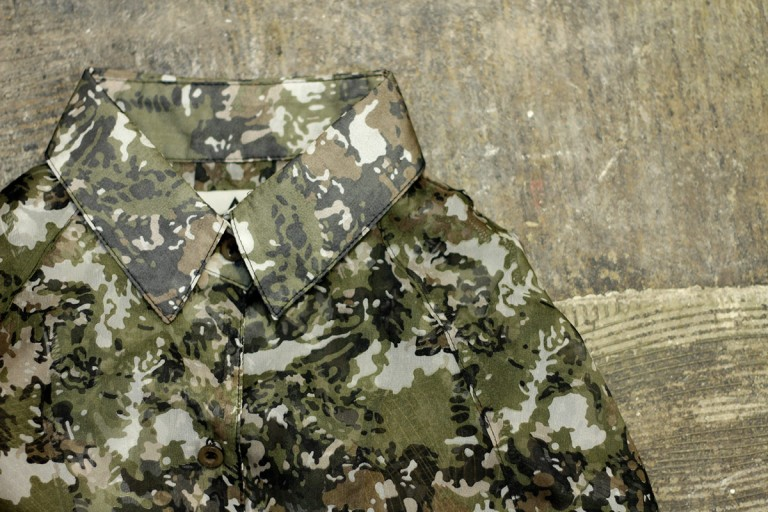 UNIF Camouflage Long Shirts