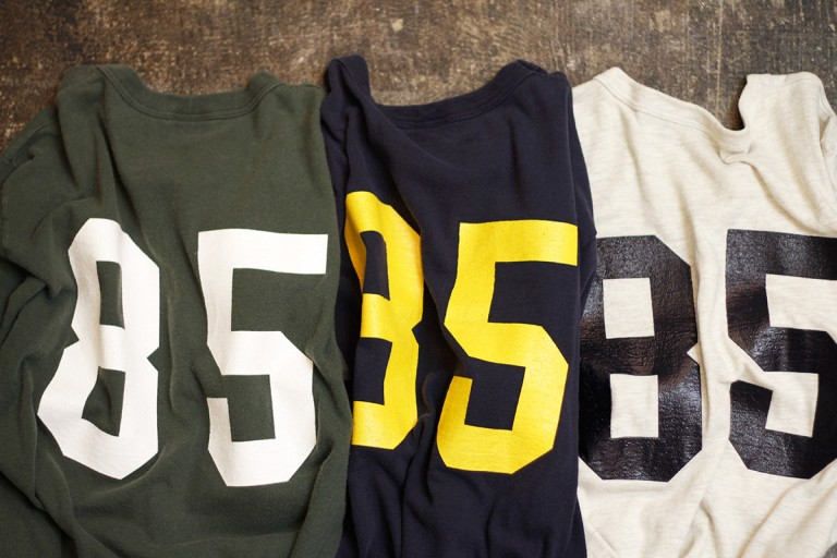 Champion Vintage Numbering T-Shirts