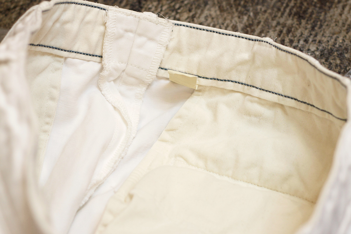 140605 RRL Garment-Dyed Officer's Chino