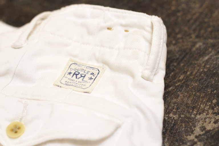 RRL Garment-Dyed Officer's Chino