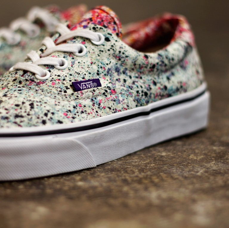 "VANS Era X LIBERTY ARTS FABRICS PACK ""Speckle"""