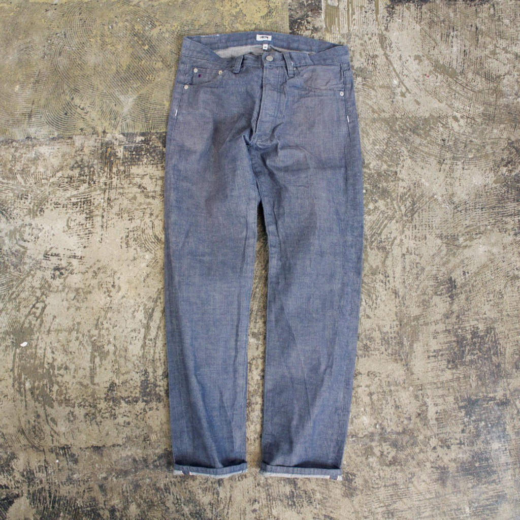 STUSSY DELUXE 10oz Japanese Selvedge Denim