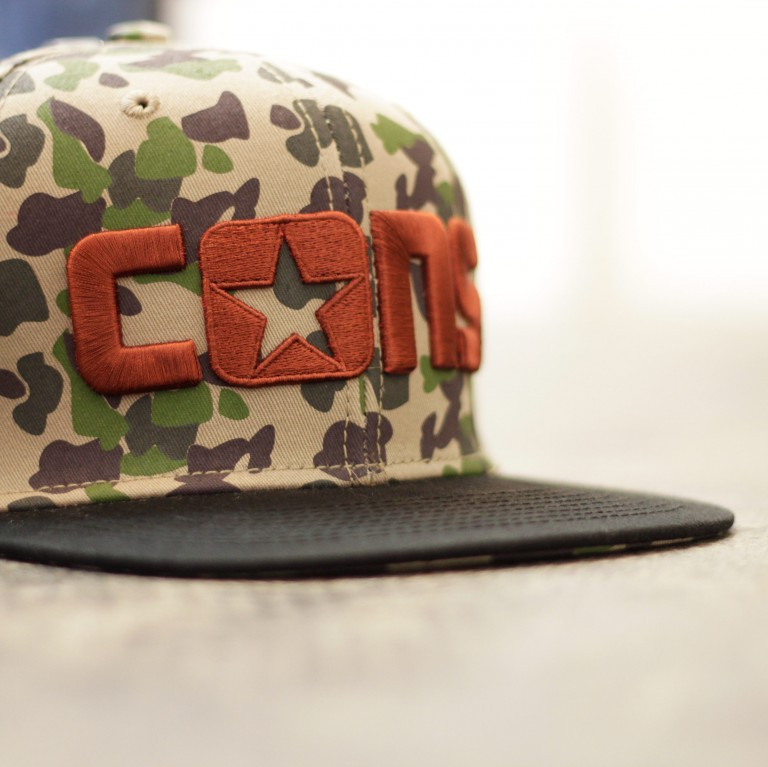 CONS Snap Back Cap