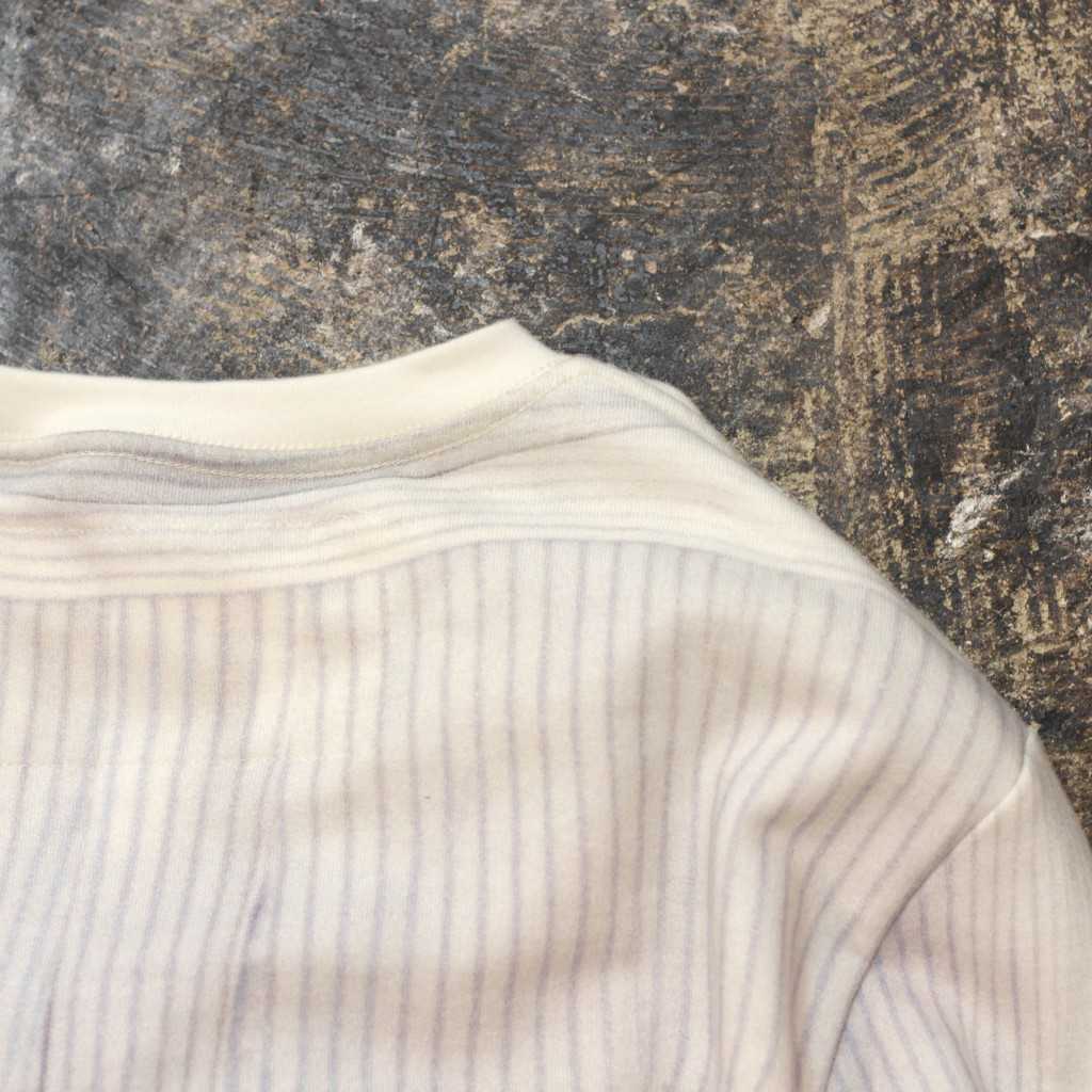 martin margiela Trick Art Print Sweat