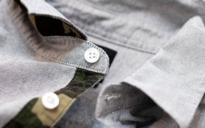STUSSY OX Camouflage Shirts