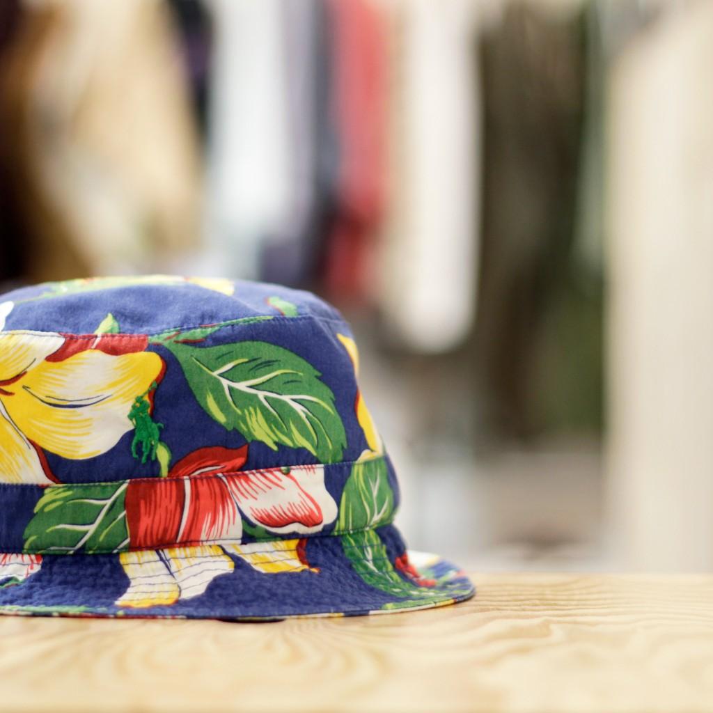 140701 Ralph Lauren Bucket hat