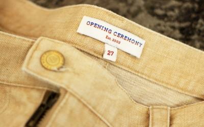 OPENING CEREMONY Work Design Skirt