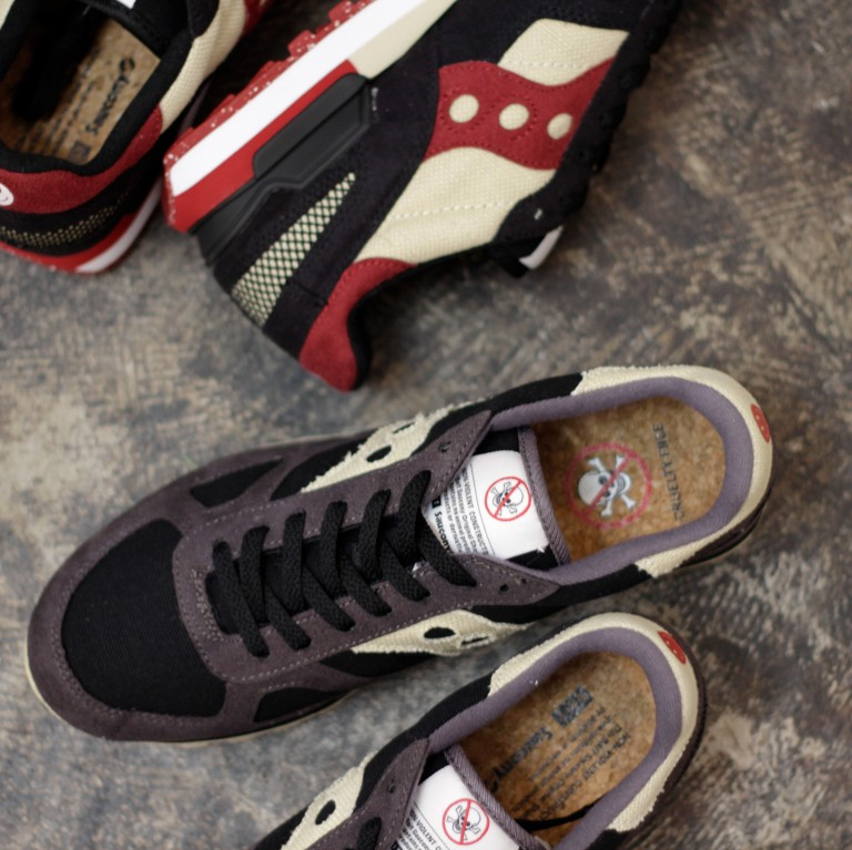 "BAIT × Saucony Shadow Original ""Cruel World Pac"""