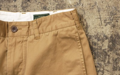 FILSON Cut Off Chino Shorts
