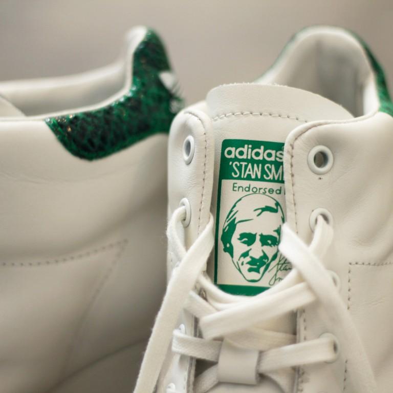 """adidas Originals Up Heel Sneaker """"STAN SMITH"""""""
