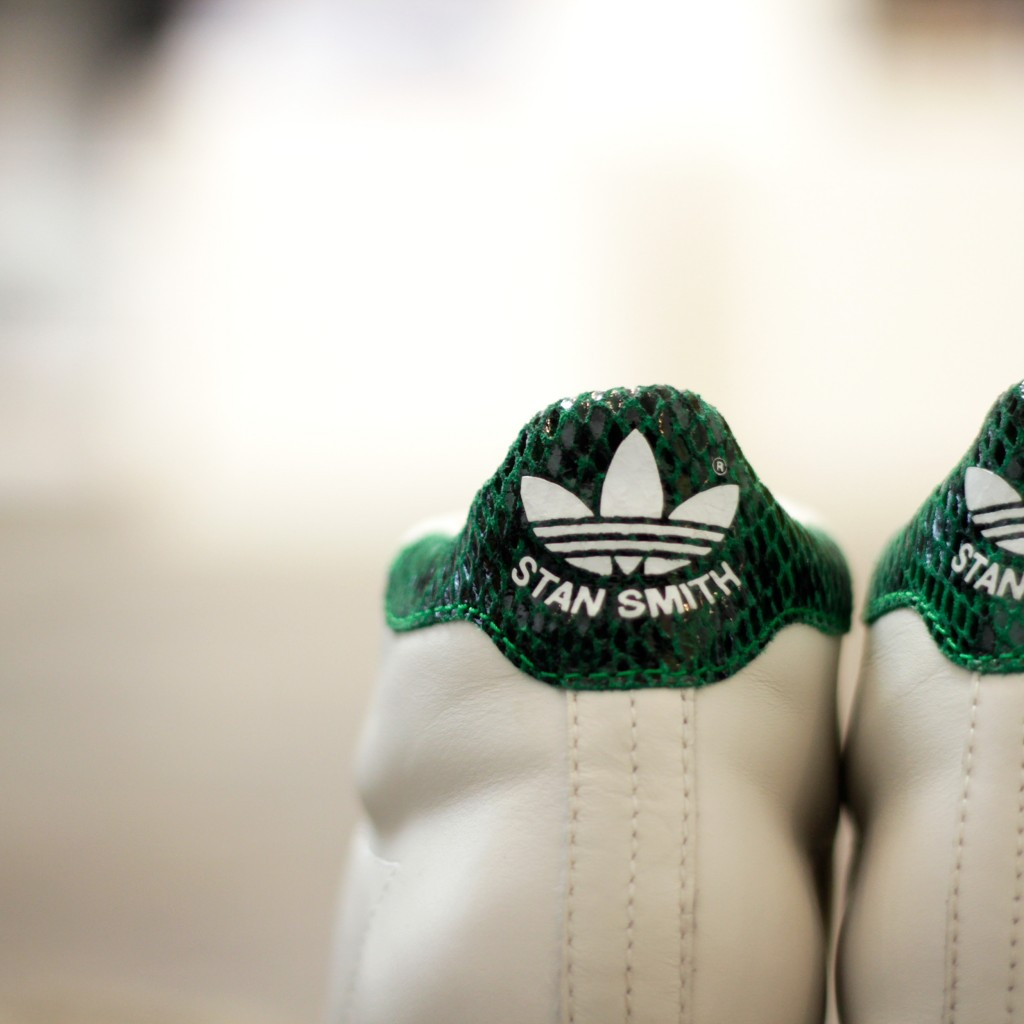 "adidas Originals Up Heel Sneaker ""STAN SMITH"""