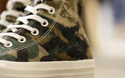 "CONVERSE Chuck Taylor Tri Panel Hi ""Camouflage"""