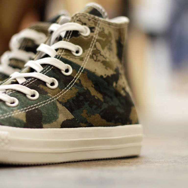 "CONVERSE Chuck Taylor Tri Panel Hi ""Camouflage"""