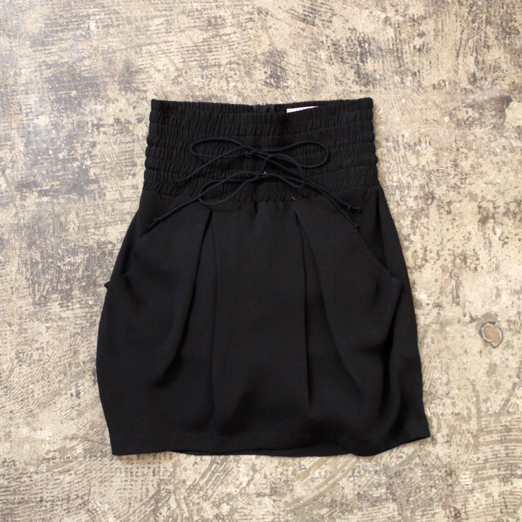 A.L.C Hi Waist Design Skirt