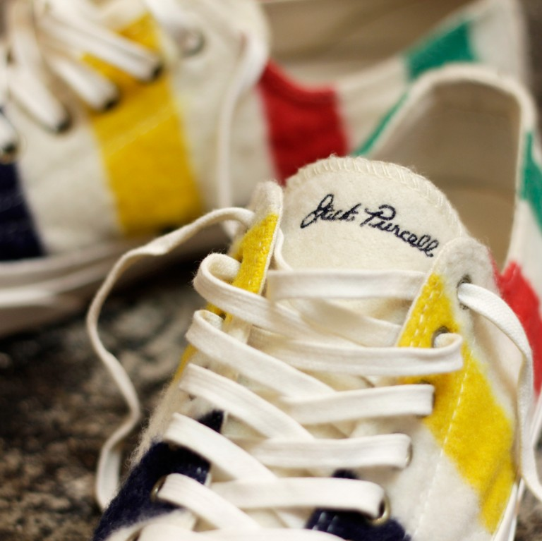 CONVERSE × HUDSON'S BAY COMPANY Jack Purcell