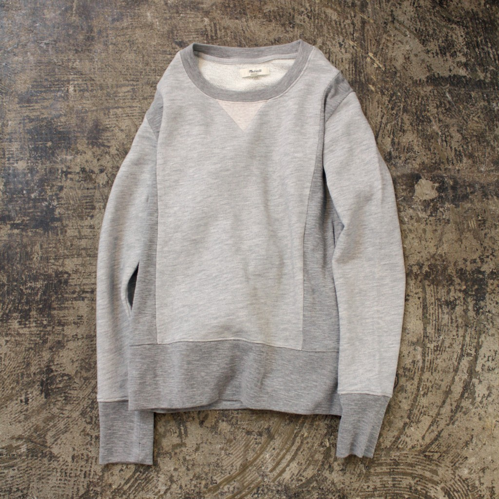 madewell Switching design Sweat