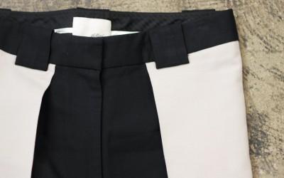 3.1 phillip lim 2tone Cropped Pants