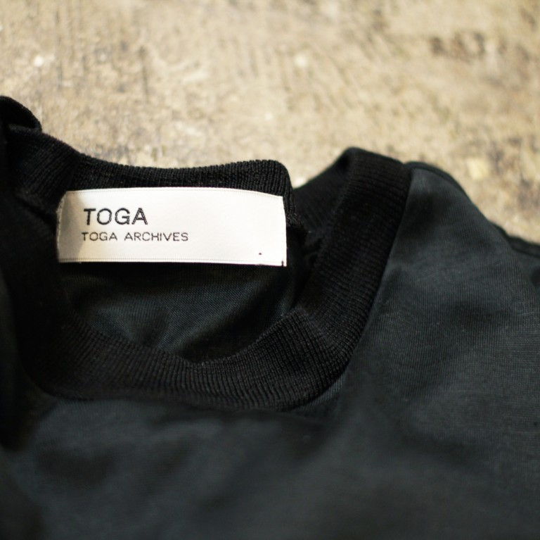 TOGA Pleats Design One Piece