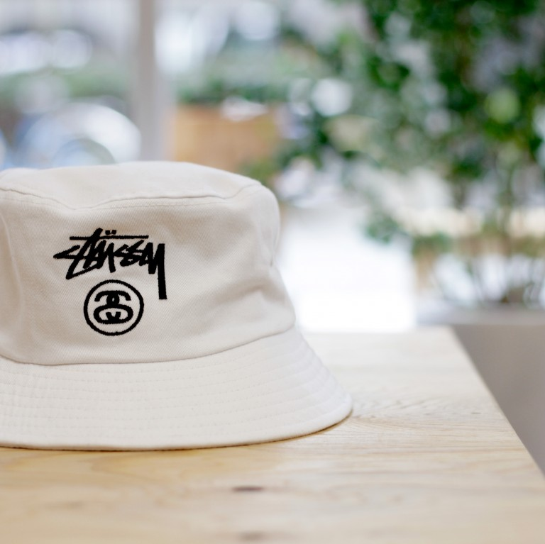 STUSSY 90′s Dead Stock Bucket Hat
