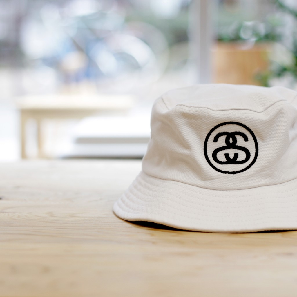 STUSSY 90's Dead Stock Bucket Hat