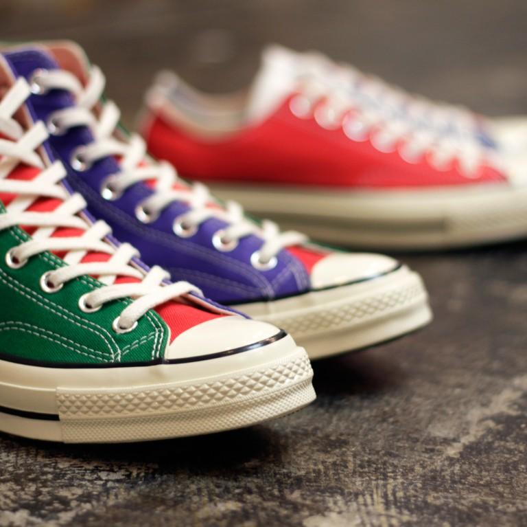 CONVERSE First String 1970 Three Panel Chuck Taylor Hi / OX