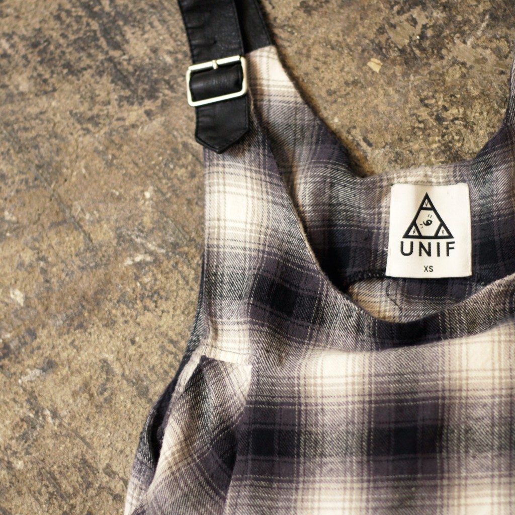 UNIF Omble Check One Piece