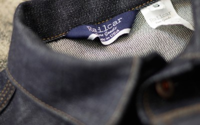 Railcar Fine Goods Deuce X012 Selvedge Denim Jean Jacket