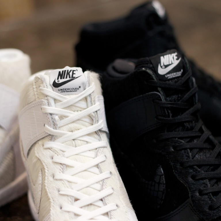 NIKE × UNDER COVER Dunk Sky Hi
