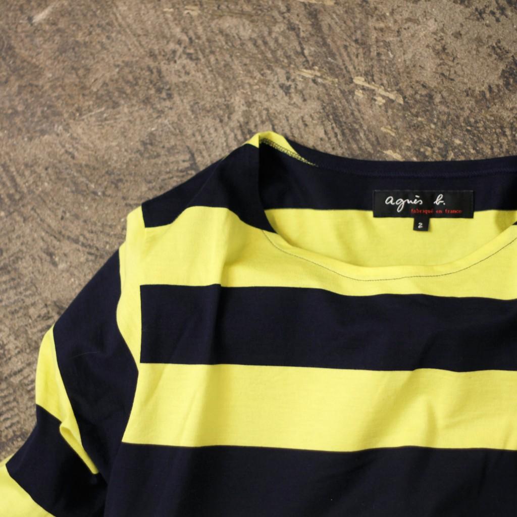 141122_agnesb_border_tshirts_02