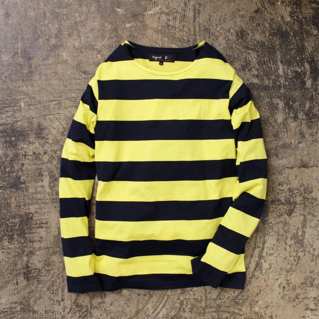 141122_agnesb_border_tshirts_06
