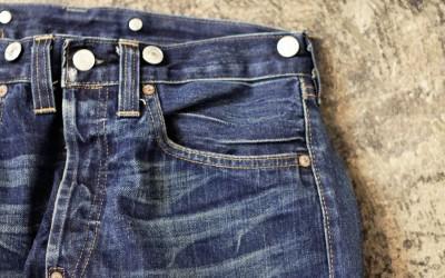"LEVI'S VINATGE CLOTHING 1937′s 501 Cut Off ""Made in U.S.A"""