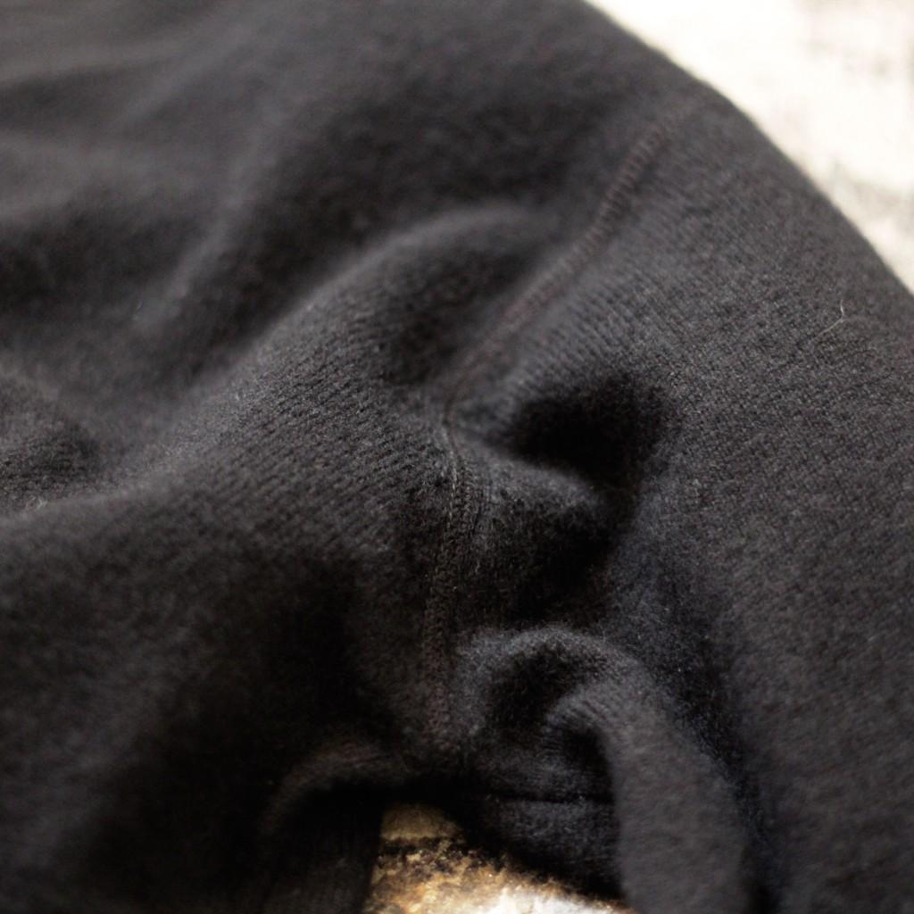 STUSSY DELUXE V-Neck Cashmere Knit
