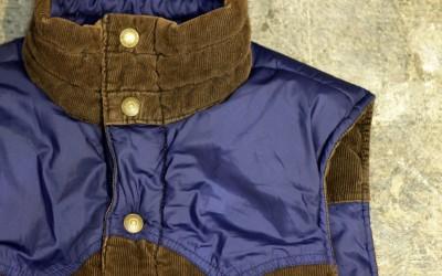 Levi's Reversible Corduroy Down Vest