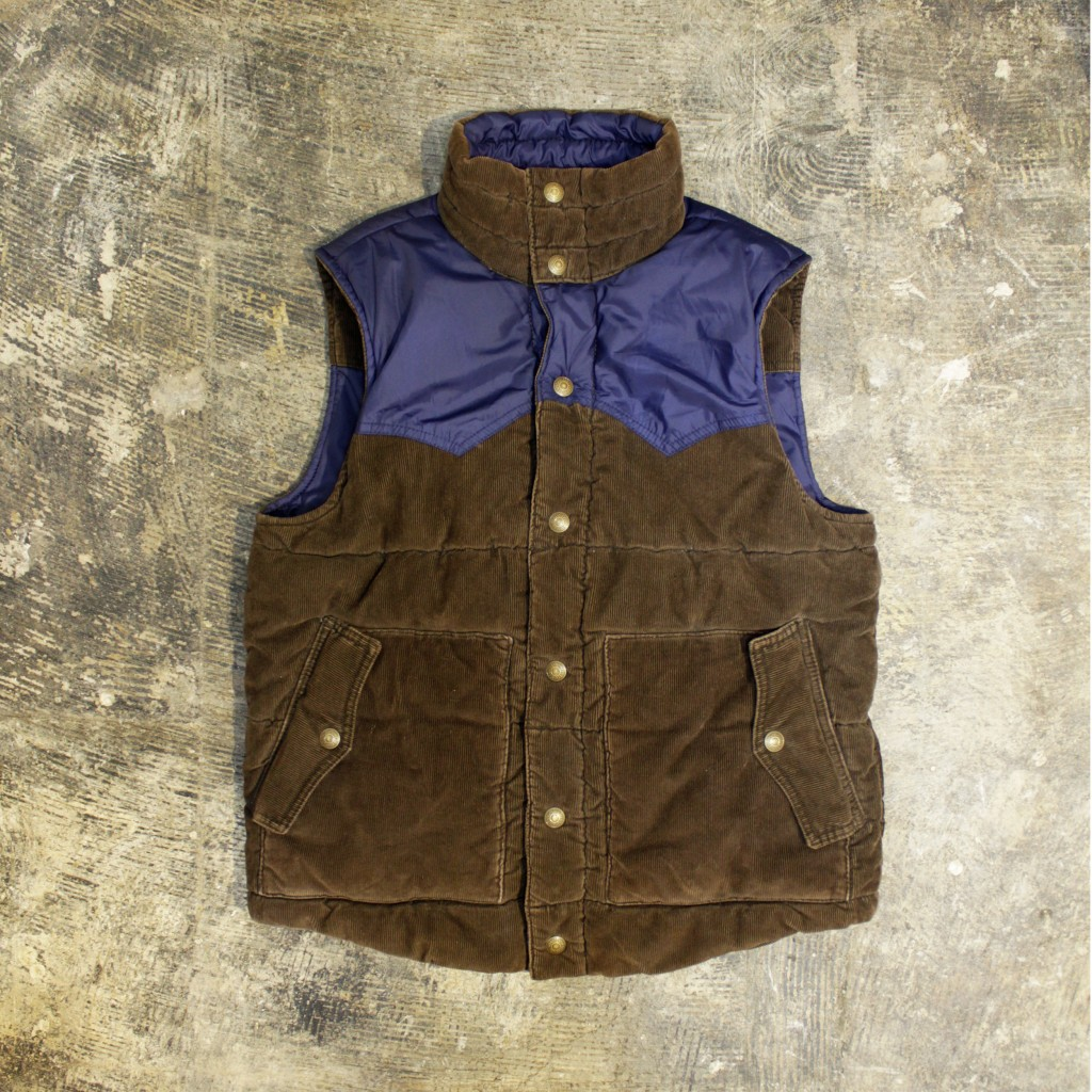 Levi's Reversible Down Vest