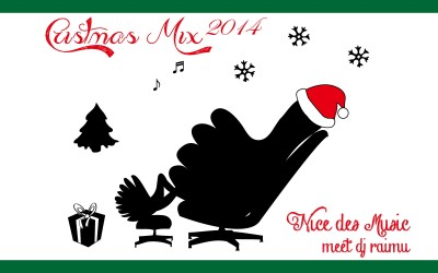 NICE des Music meet DJ RAIMU Christmas Mix 2014
