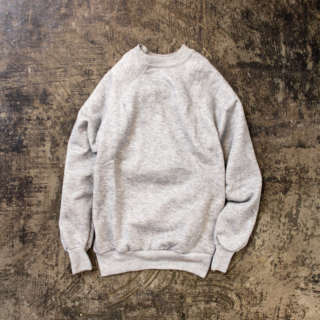 Vintage Deadstock Hi-Neck Sweat