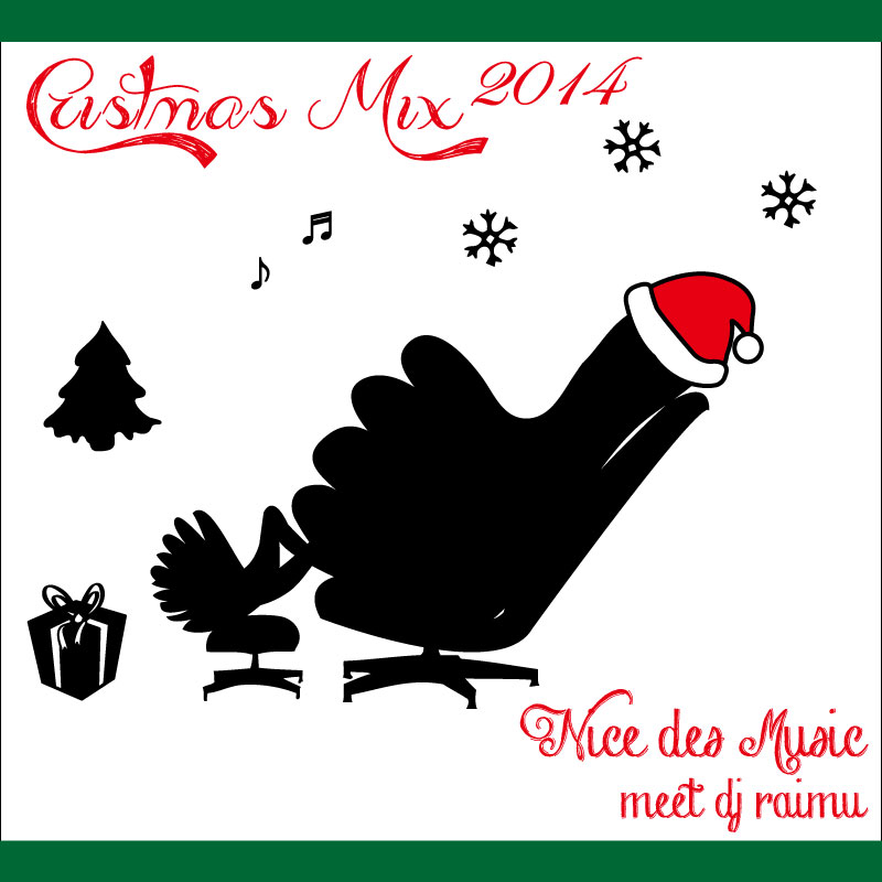 NICE des Music for DJ RAIMU Cristmas Mix 2014