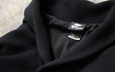 NIKE SPORTSWEAR Knit Varsity Cardigan
