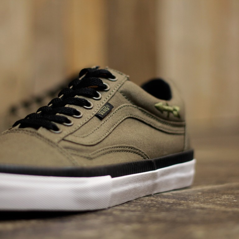 "VANS SYNDICATE Old Skool 026 ""S"" ERIC DRESSEN Pack"