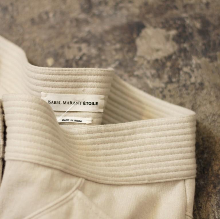 ISABEL MARANT ETOILE Molleton Short Pants