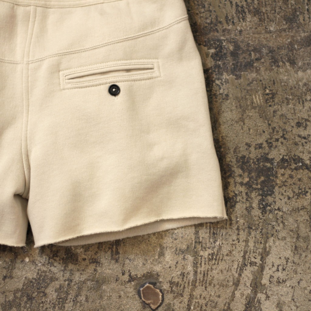 ISABEL MARANT ETOILE Molleton Sweat Shorts