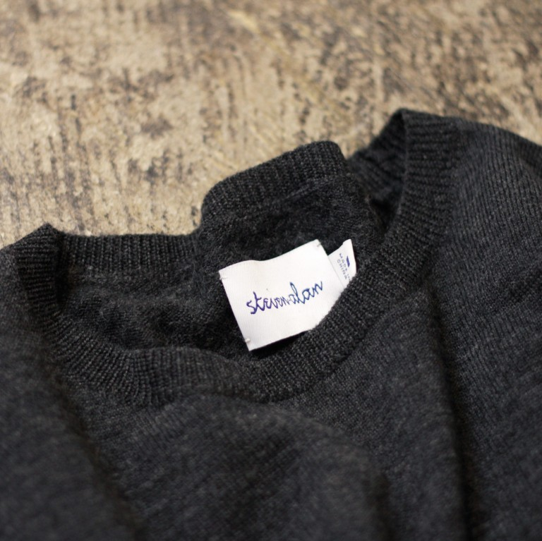 Steven Alan Crew Neck Wool Knit