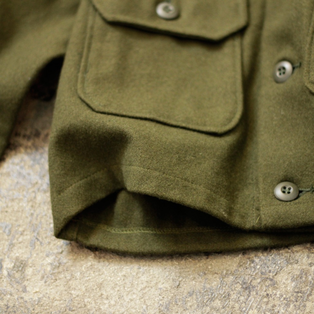 Vintage Remake 1977' US Military Cold Weather Field Shirt