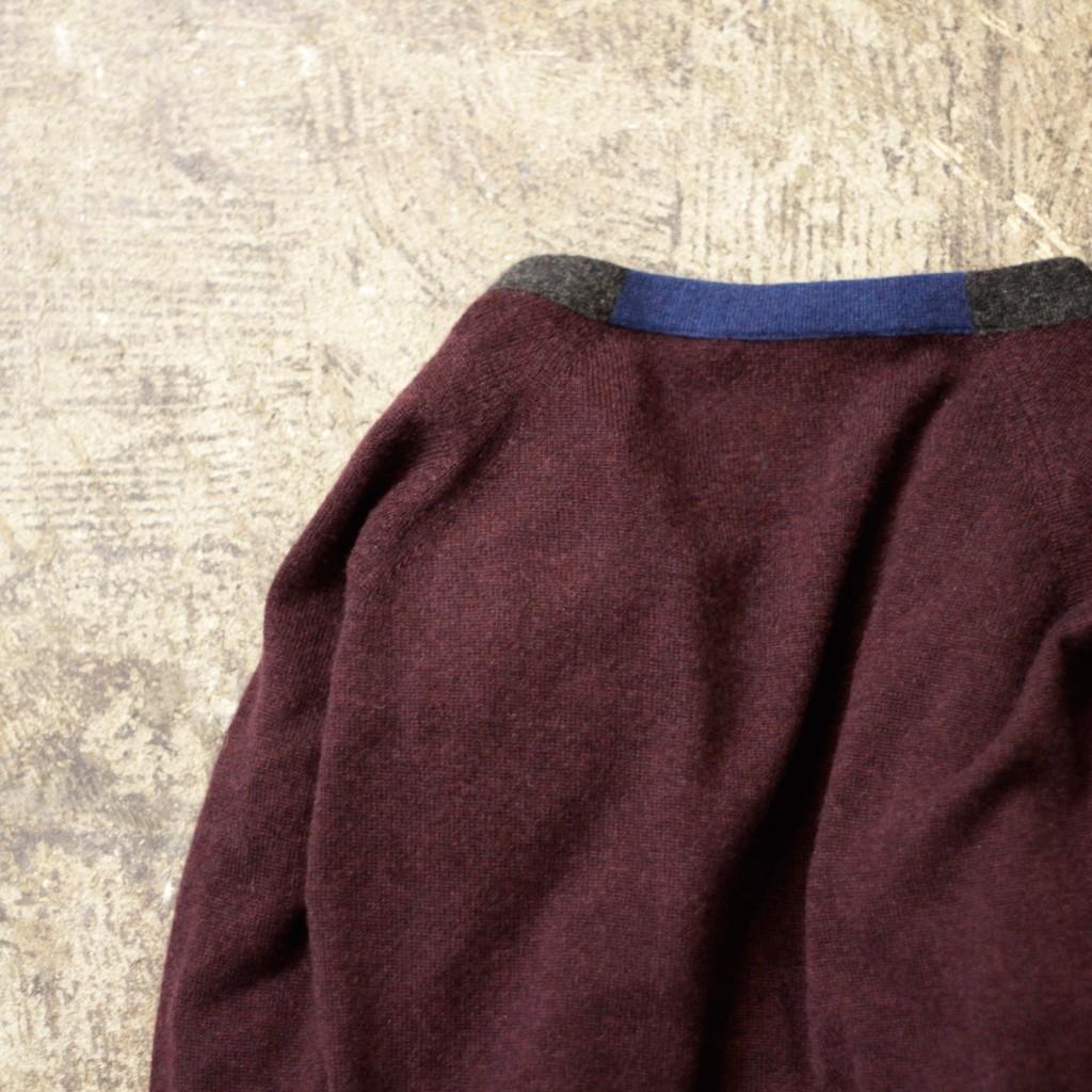 Janni Kayne Cashmere Block Color Cardigan