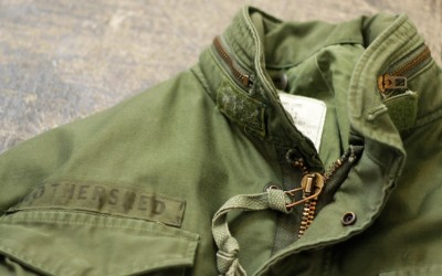 "US ARMY Vintage M-65 Field Jacket ""XS-XS"""
