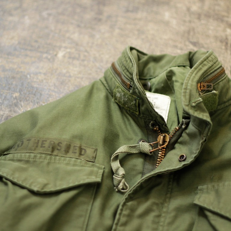 "US ARMY Vintage M-65 Field Jacket ""XS-XS"""